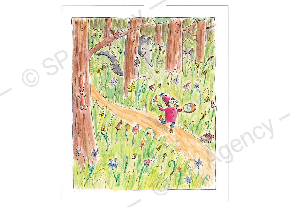 SP-Agency-Pip-Carter-Red-Forest-Scene